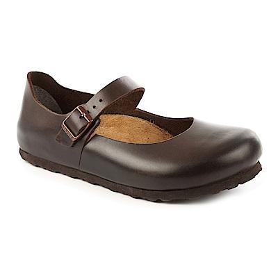 勃肯BIRKENSTOCK 1004284曼切華 包鞋(咖啡色)