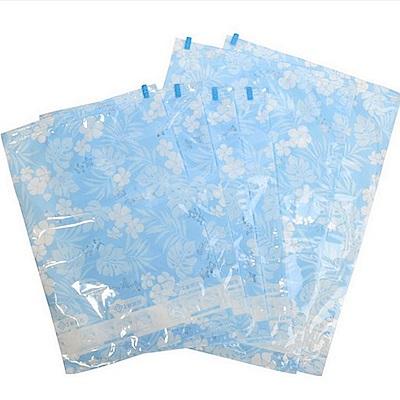 BC007市場最厚產品真空收納袋130*100cm 0.12mm真空壓縮袋旅行收納壓縮袋
