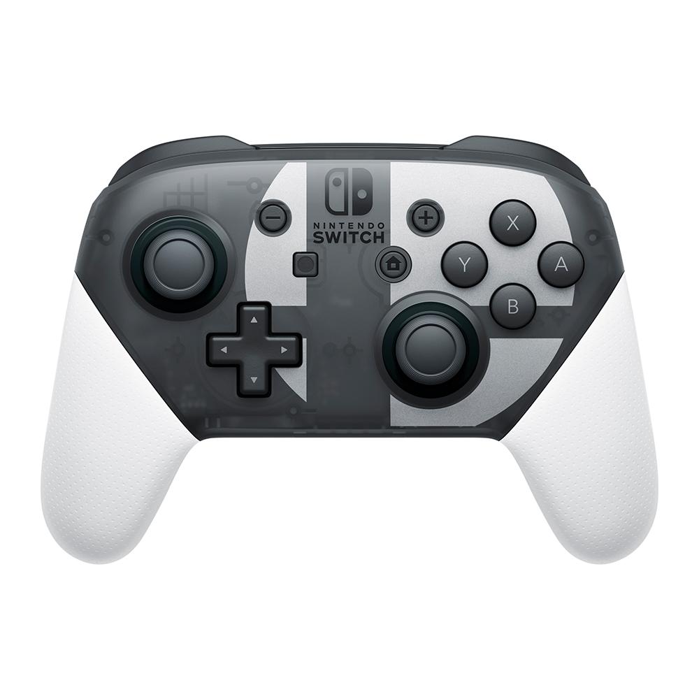任天堂 Switch Pro控制器 明星大亂鬥 特別版