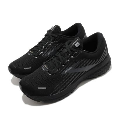 Brooks 慢跑鞋 Ghost 13 GTX 運動 男鞋 路跑 緩震 DNA科技 健身 球鞋 黑 灰 1103421D072