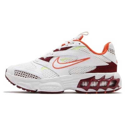 NIKE ZOOM AIR FIRE 女休閒鞋-白紅-CW3876600