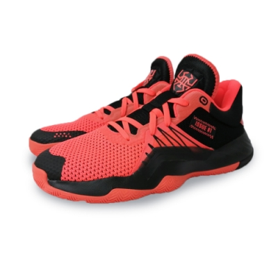 adidas 籃球鞋 避震 漫威 蜘蛛人 運動 男鞋 橘 黑 EF9961 D.O.N. Issue 1 GCA