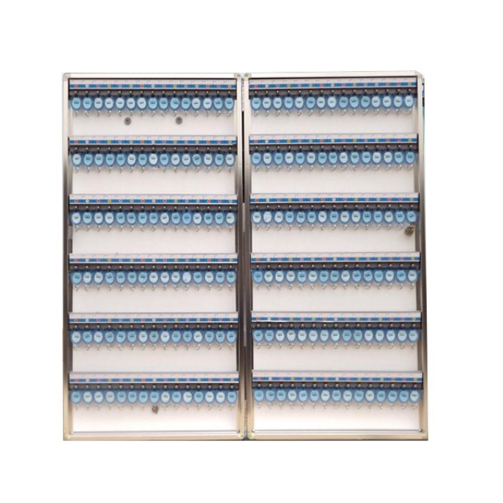SWH1180 鋁合金鑰匙箱 180位鑰匙管理箱/鑰匙櫃/壁掛鑰匙盒/鑰匙收納整理 警衛室