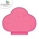 美國 Summer Infant 可攜式防水學習餐墊 粉紅