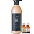 Parfum巴黎帕芬 香氛精油洗髮精600ml+護髮油10mlX2