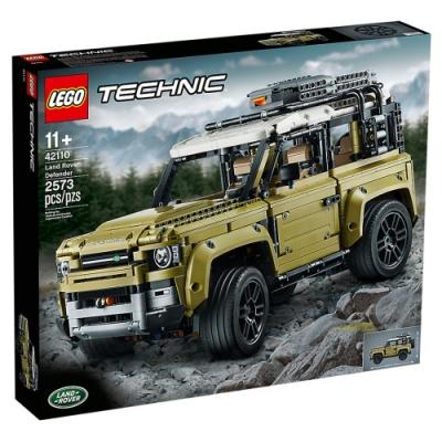 樂高LEGO 科技系列 - LT42110 Land Rover Defender