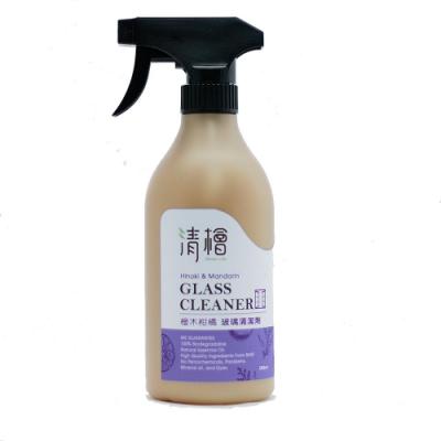 清檜Hinoki Life  檜木柑橘玻璃清潔劑(500ml/瓶)