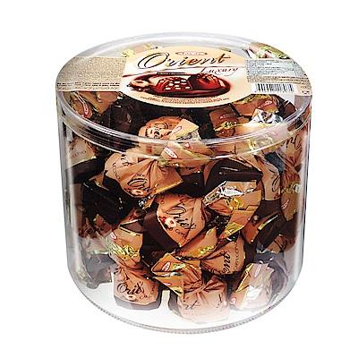 Tayas塔雅思 東方卡布奇諾風味巧克力(1000g)