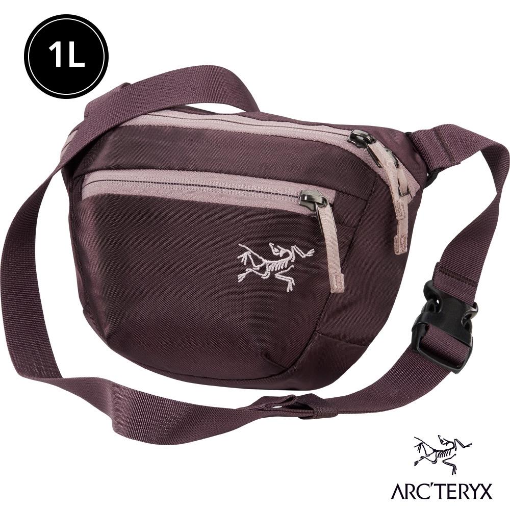 Arcteryx 始祖鳥 24系列 Mantis 1L多功能腰包 幻想紫