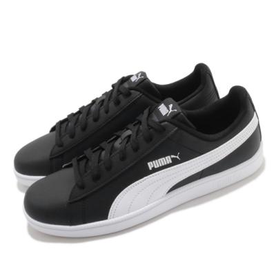 Puma 休閒鞋 Up 版鞋 基本款 男女鞋 人造皮革 基本款 情侶鞋 百搭 黑 白 37260501