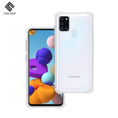 CASE SHOP SAMSUNG Galaxy A21s 專用FORTIFY抗震防刮保護殼