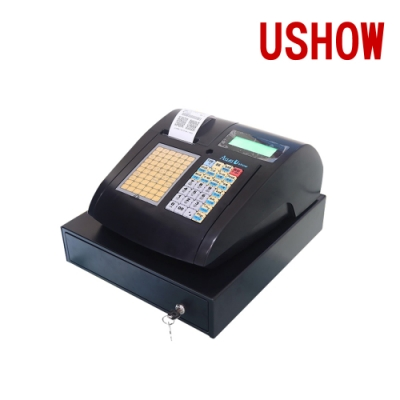 Ushow UM-99 電子發票/收據兩用收銀機 (含錢櫃)