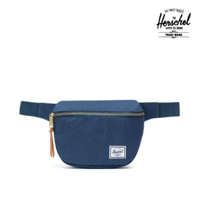 【Herschel】Fifteen 腰包-深藍色
