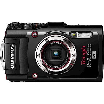 Olympus Stylus TG-5 F2.0大光圈 4K防水相機 (公司貨)