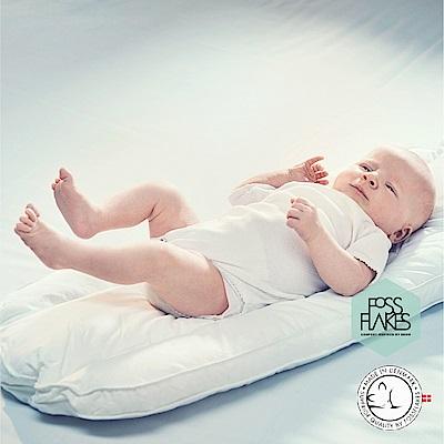 丹麥FOSSFLAKES防塵蟎優質嬰兒床墊 31x80