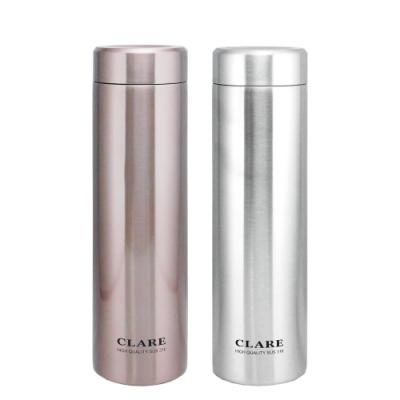 CLARE 316陶瓷全鋼保溫杯-660ml-2入組