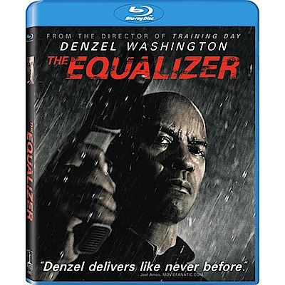 私刑教育 The Equalizer 藍光 BD