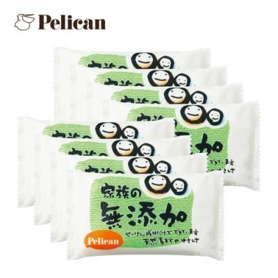 (8入組)Pelican 敏感肌及孩童無添加皂100gx8