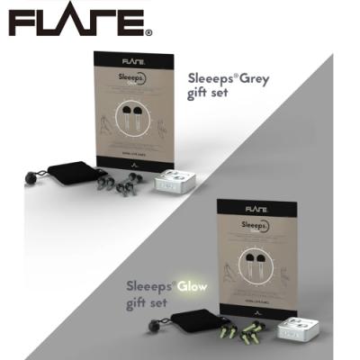Flare Sleeeps 睡眠降躁耳塞套裝組 雙色款