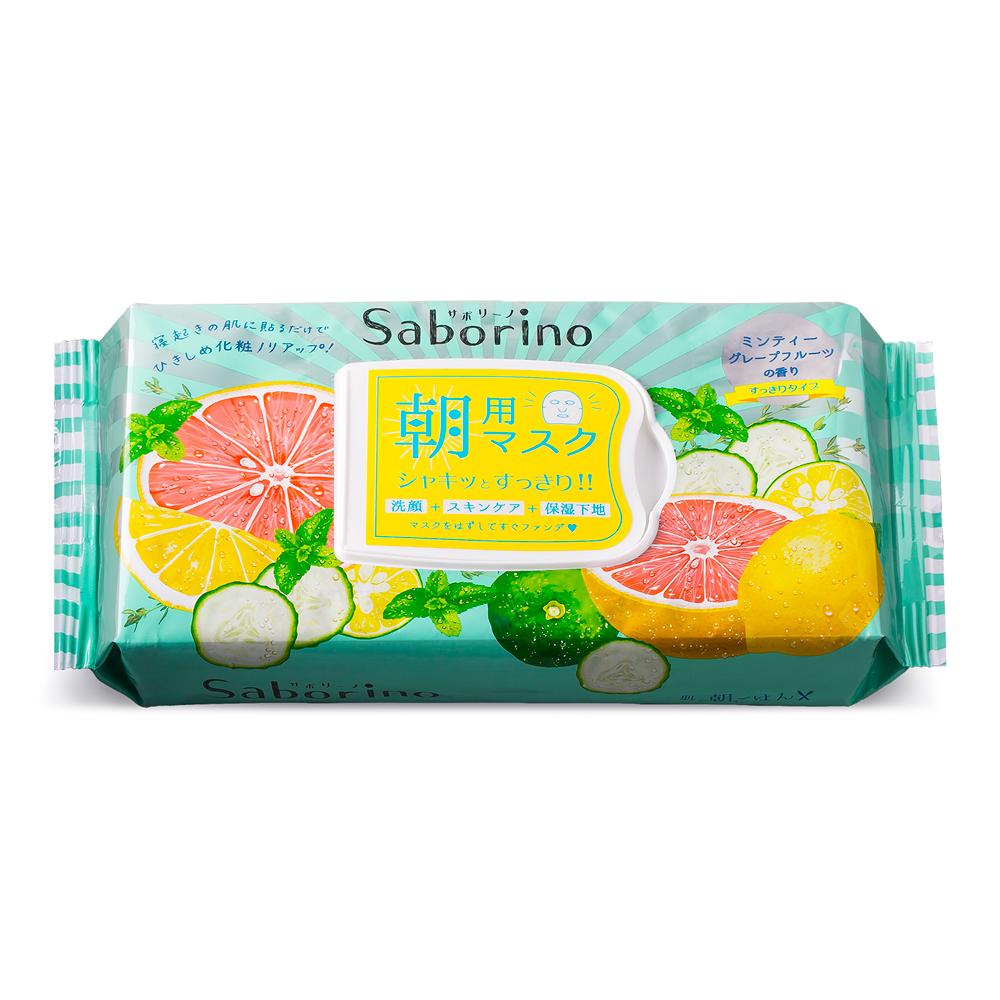 BCL SABORINO早安面膜 32枚入 (清爽型)