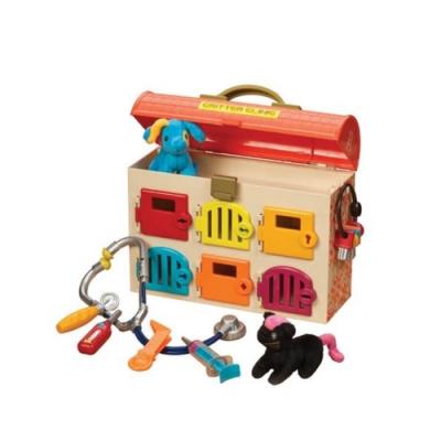 B.Toys 可麗特寵物診所(芬達橘)