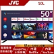JVC 50吋 4K HDR Google認證連網液晶顯示器 50L product thumbnail 1