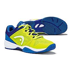 HEAD Revolt Pro 2.5 兒童網球鞋-蘋果綠/藍 275008