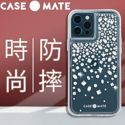 美國 Case●Mate iPhone 13 Karat Crystal 夢幻水晶防摔抗菌手機保護殼