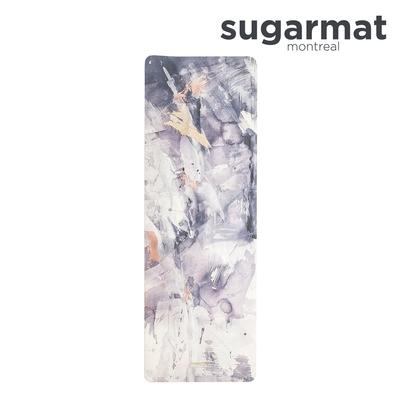 加拿大Sugarmat 頂級加寬PU瑜珈墊(3.0mm) 薰染天空Smoked Skies