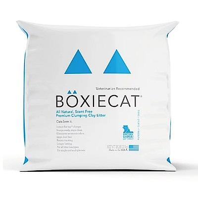 BOXIECAT博識貓 黏土凝結貓砂 28磅