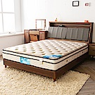 時尚屋 翠絲特厚一層三線6尺加大雙人獨立筒彈簧床墊