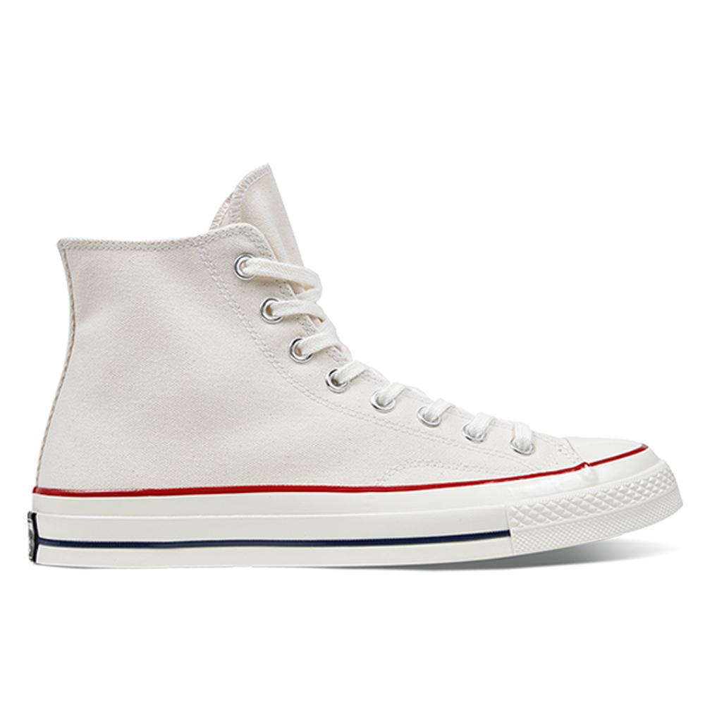 CONVERSE CHUCK 70s 男女高筒休閒鞋162053C-米白