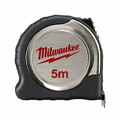 Milwaukee 美沃奇 5M磁性白鐵文工捲尺48-22-6115F
