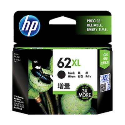 HP C2P05AA 原廠黑色高容量墨水匣 NO:62XL