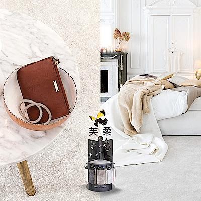 范登伯格 - 芙柔 超柔軟仿羊毛地毯 - 雪白 (140 x 200cm)