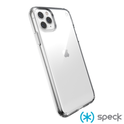 Speck Stay Clear iPhone 11 Pro Max 抗菌透明防摔殼