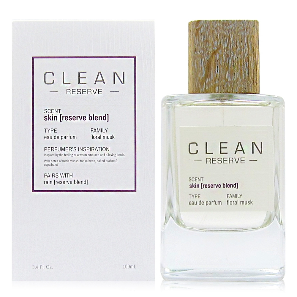 CLEAN RESERVE Skin 肌膚之親淡香精 100ml