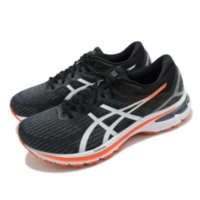 Asics 慢跑鞋 GT-2000 9 運動 男鞋 亞瑟士 支撐型 減震 穩定 黑 白 1011A987004