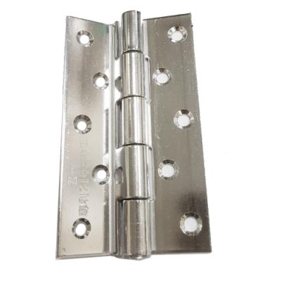 HI012 一組2片 不鏽鋼後鈕 隱藏式 4英吋 白鐵丁雙 鋁門後鈕 附螺絲