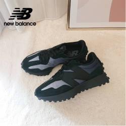 [New Balance]復古運動鞋_中性_黑色_MS327SB-D楦