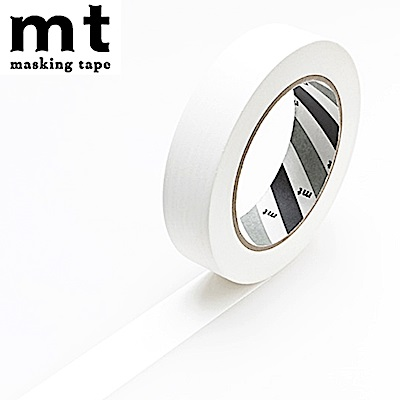 日本mt foto不殘膠紙膠帶膠布for profession use(窄版;寬25mmx長50m)白色MTFOTO04