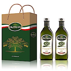 Olitalia奧利塔特級初榨橄欖油禮盒組(750mlx2瓶)