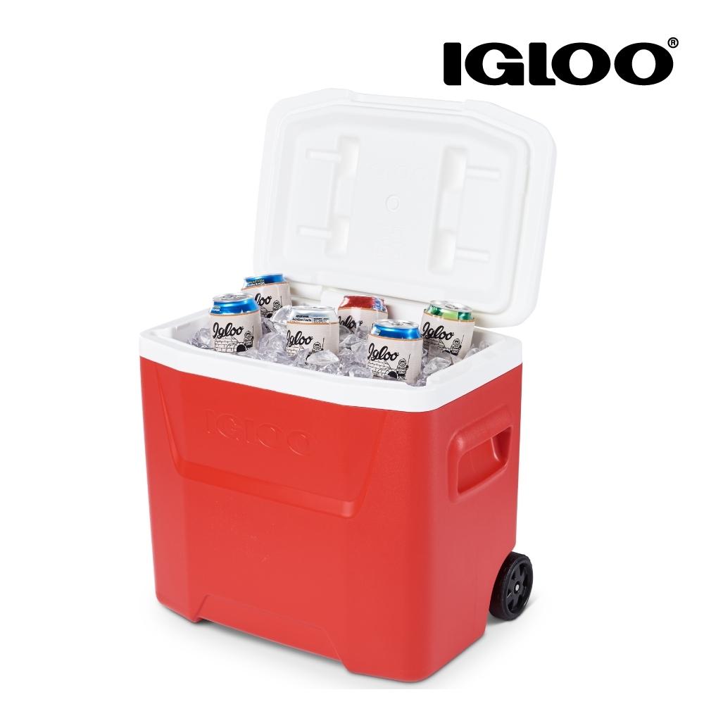 【IGLOO】LAGUNA 系列 28QT 拉桿冰桶 34462