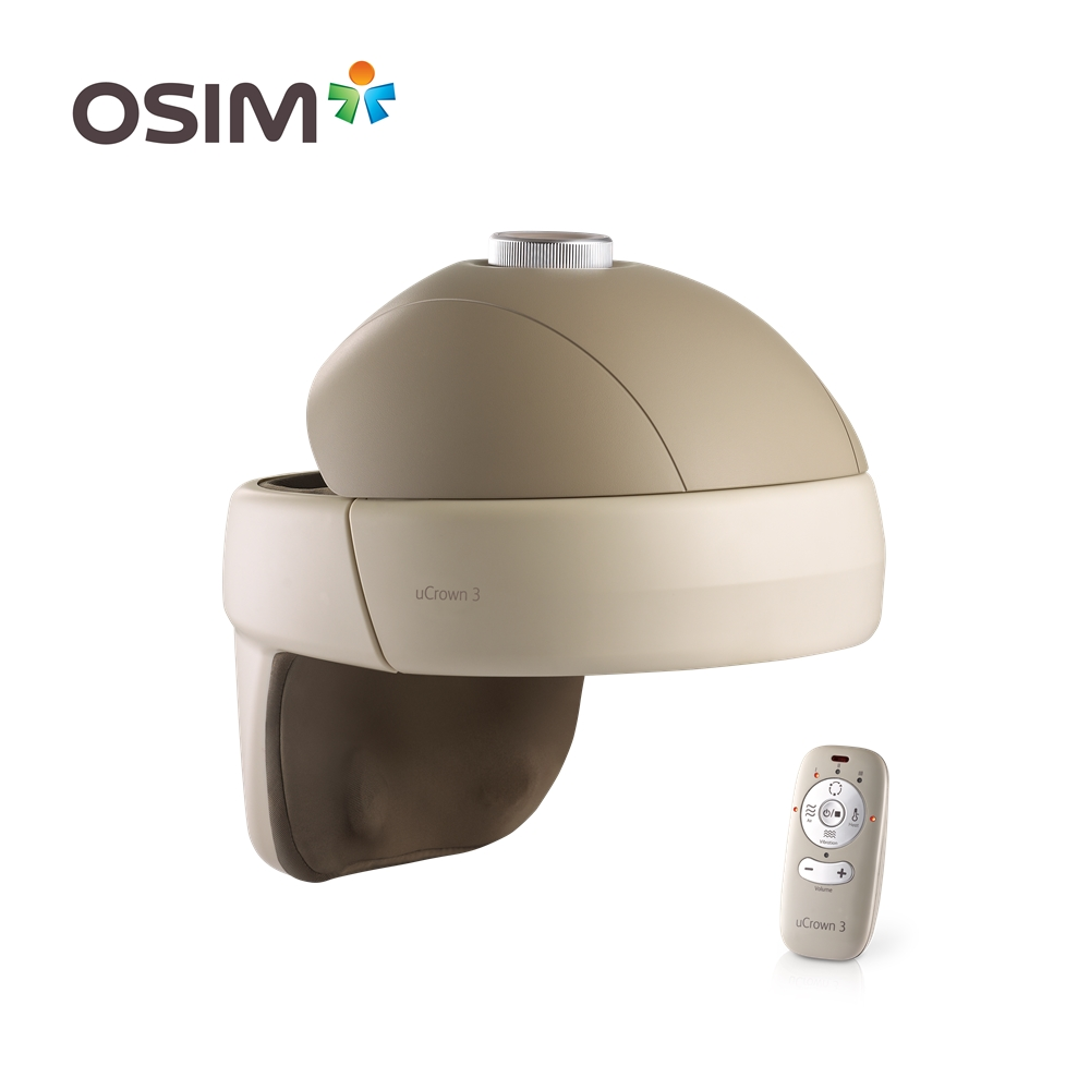 OSIM 按摩皇冠3 OS-158 (頭部按摩器)