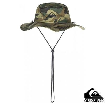 【QUIKSILVER】Bushmaster 帽子 軍綠