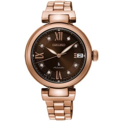 SEIKO 精工LUKIA璀璨時尚限量機械腕錶(SRP844J1)
