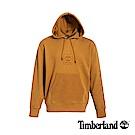 Timberland 男款小麥色寬鬆連帽衛衣|A1YH5