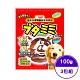 SEEDS聖萊西-寵物機能管理食品-豬耳朵切條 100g (PEC-100) (3包組) product thumbnail 1