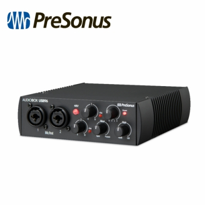 PreSonus Audio Box USB 96 錄音介面