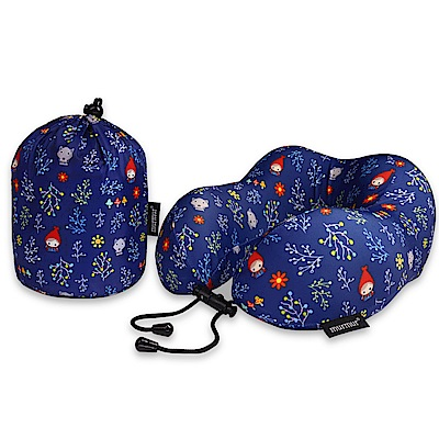 murmur 紓壓頸枕-小紅帽藍 NP017